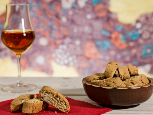 Desserts and Sweet Wines
